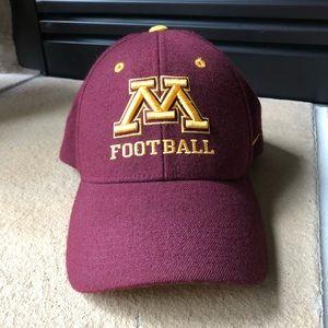 Nike Minnesota Football SnapBack Hat.